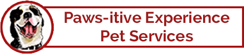 Paws-itive Experience Pet Services, LLC Logo